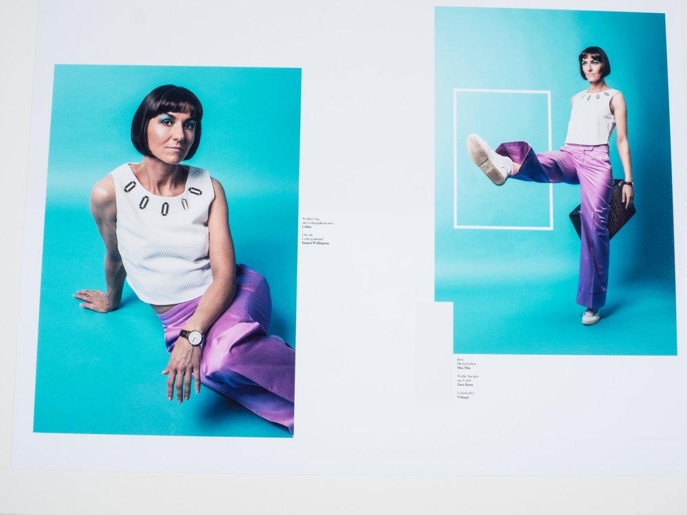 Alle Fotos copyright by Johanna Baumann Wien.