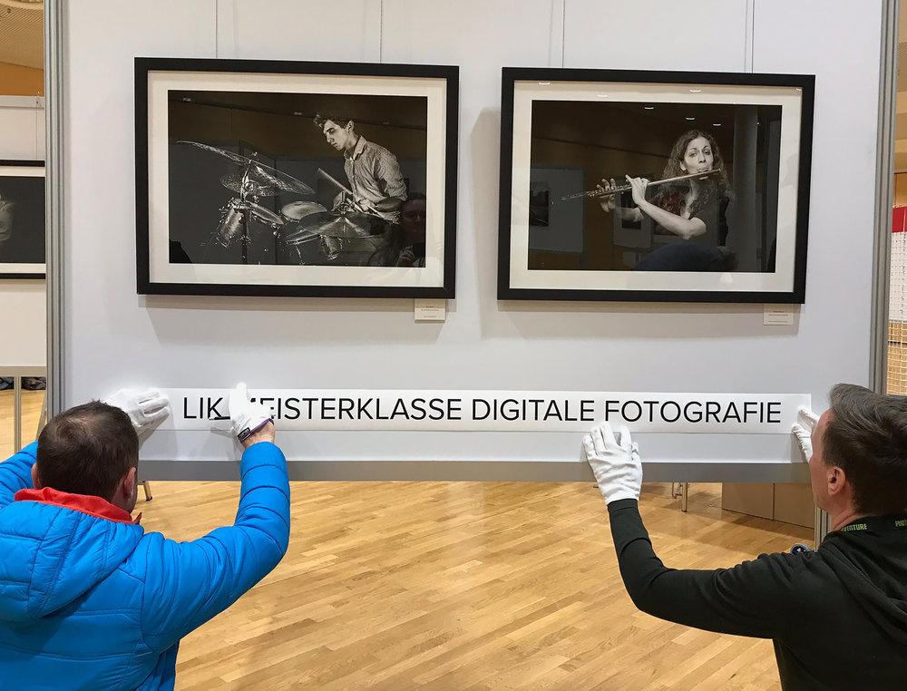 Kurz war ein Teil der Ausstellung schon auf der Photo & Adventure im Herbst in Wien zu sehen.