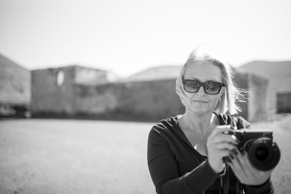 LIK Akademie für Foto und Design Leiterin Nadja Gusenbauer