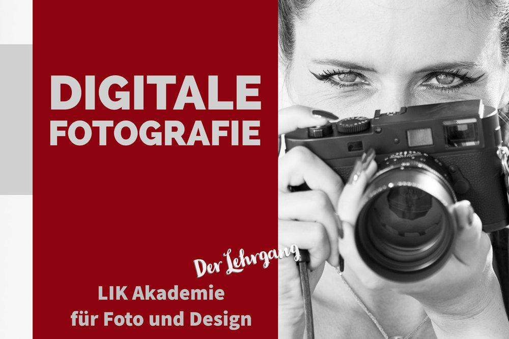 LIK Akademie Lehrgang digitale Fotografie