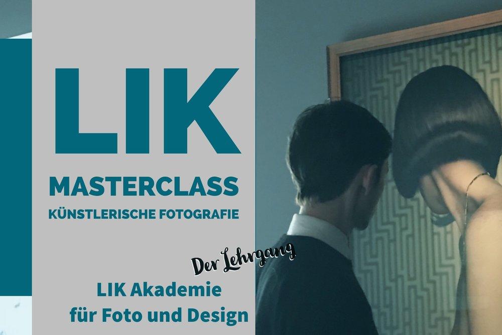 LIK Masterclass künstlerische Fotografie