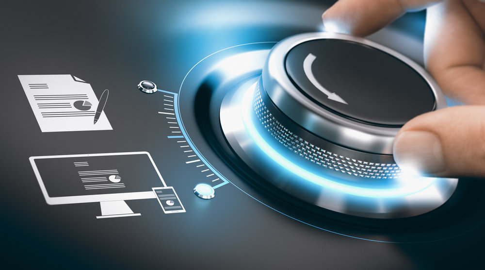 Digital Transformation Process, Digitization of Analog Information