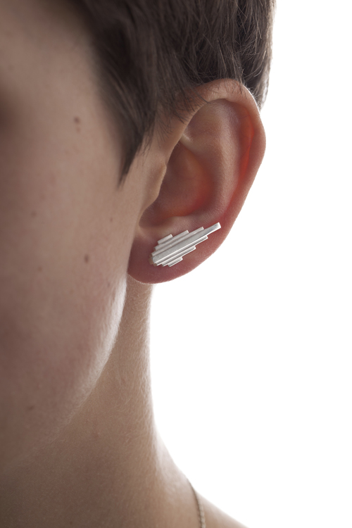 Antumbra Earrings by Clarice Price Thomas, from £160