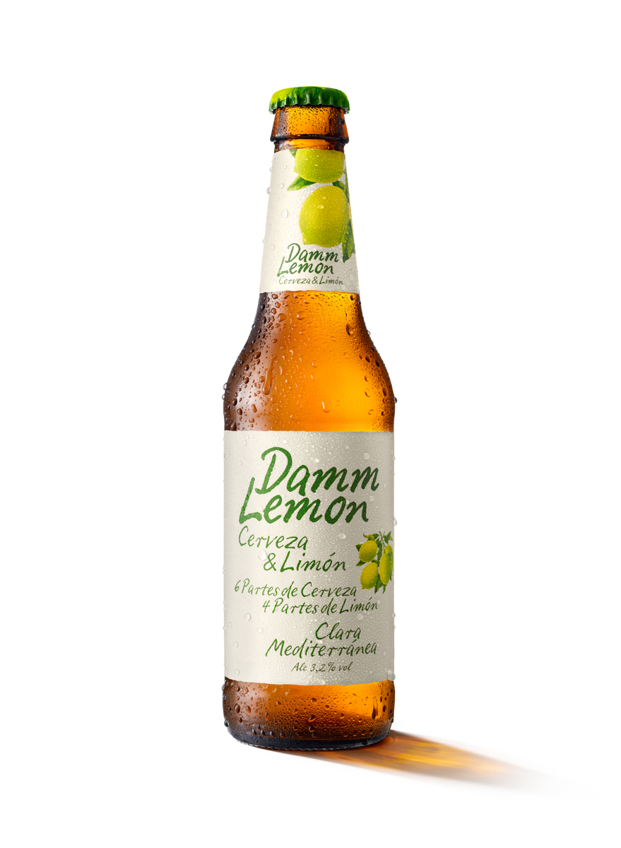 Estrella Damm Lemon