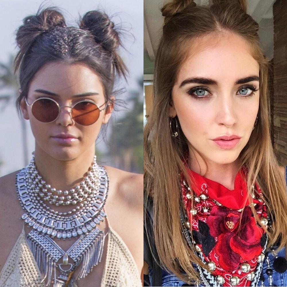 Coachella 2016 Hair Trends Evoke Creative Hair Dynamic Hair