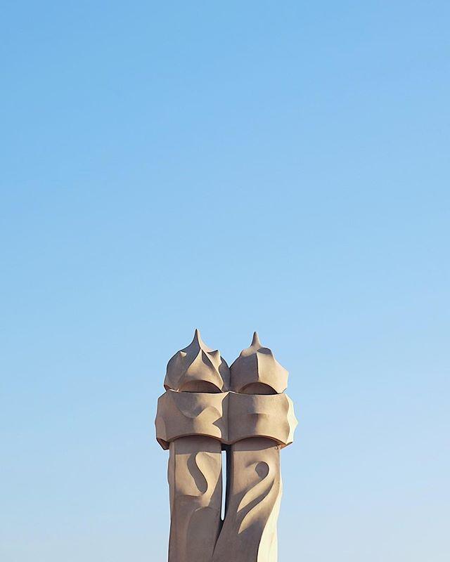 Barcelona Inspiration / Casa Mila