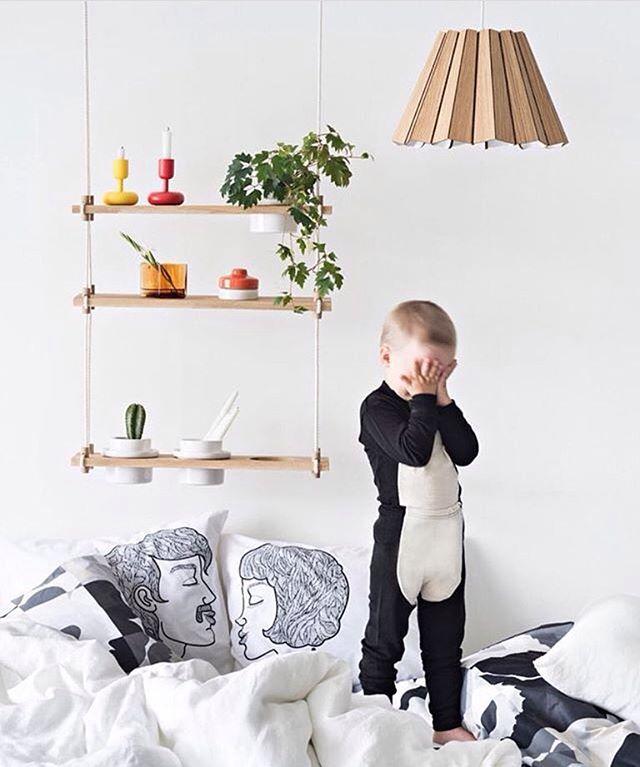 Ihastuttavassa seurassa 😍 / Model No 1 in good company ✨ Regram from @annakristeri - we love this pic!  #andbros #thecardboardlights #madeinfinland #designfromfinland
