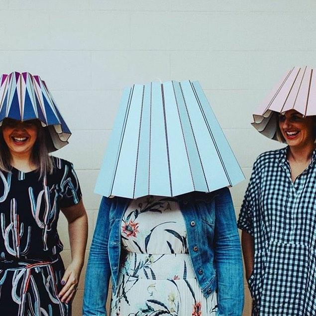 Uusi aurinkohattumallisto? / New line of sun hats? Photo by @designfederation - Thanks! 😎 #andbros #thecardboardlights #sunhat #madeinfinland #designfromfinland