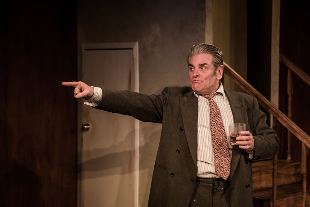 Mitchell Mullen (HAROLD) in Orphans by Lyle Kessler
