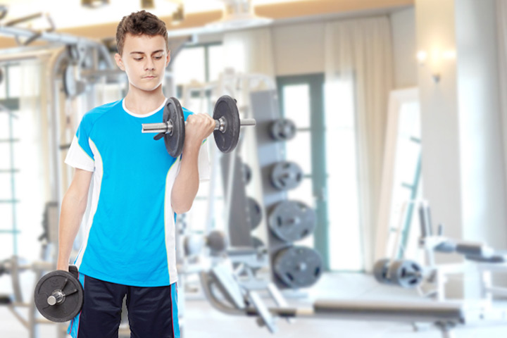 Adolescent Weight Lifting Myths — Currambine Family Practice