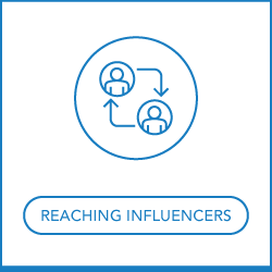 Reaching Influencers