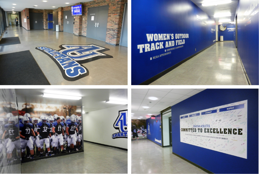Office of Athletics, Aurora University