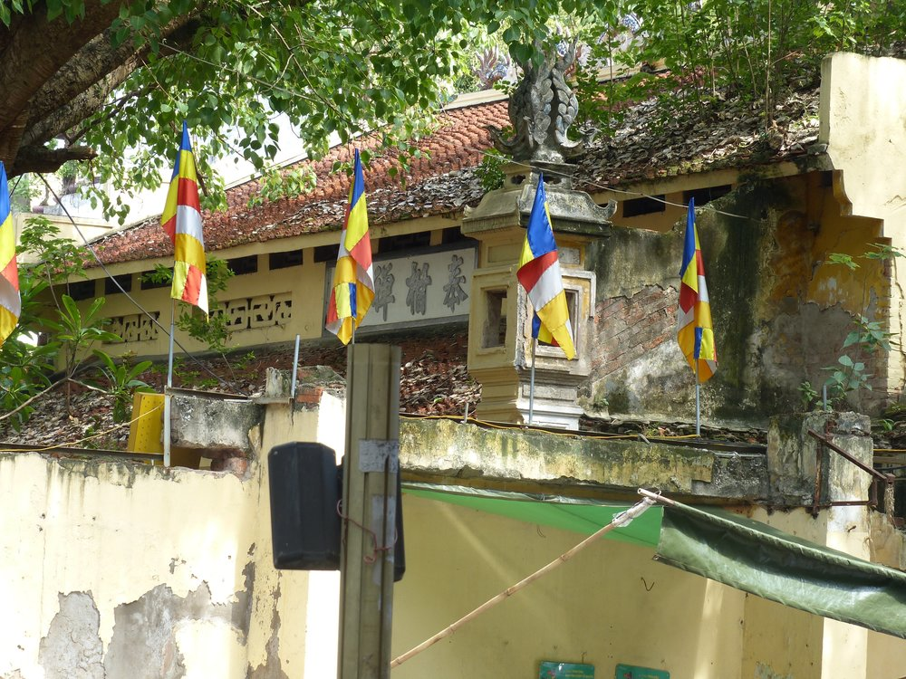 Religious house in Hanoi