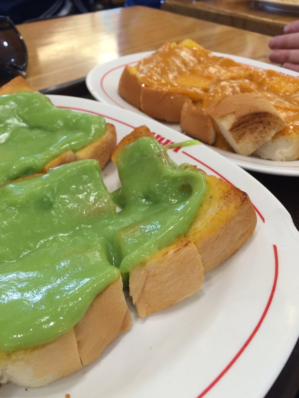 bangkok milk toast