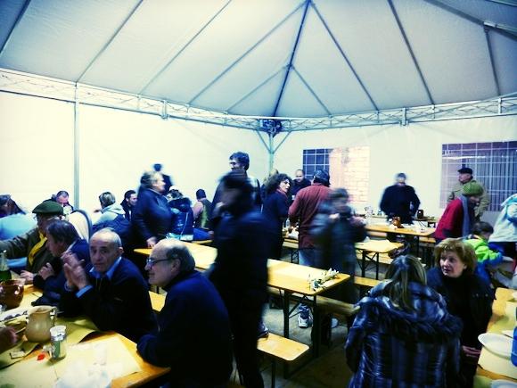 Taverna at L'Oro di Spello, Umbria