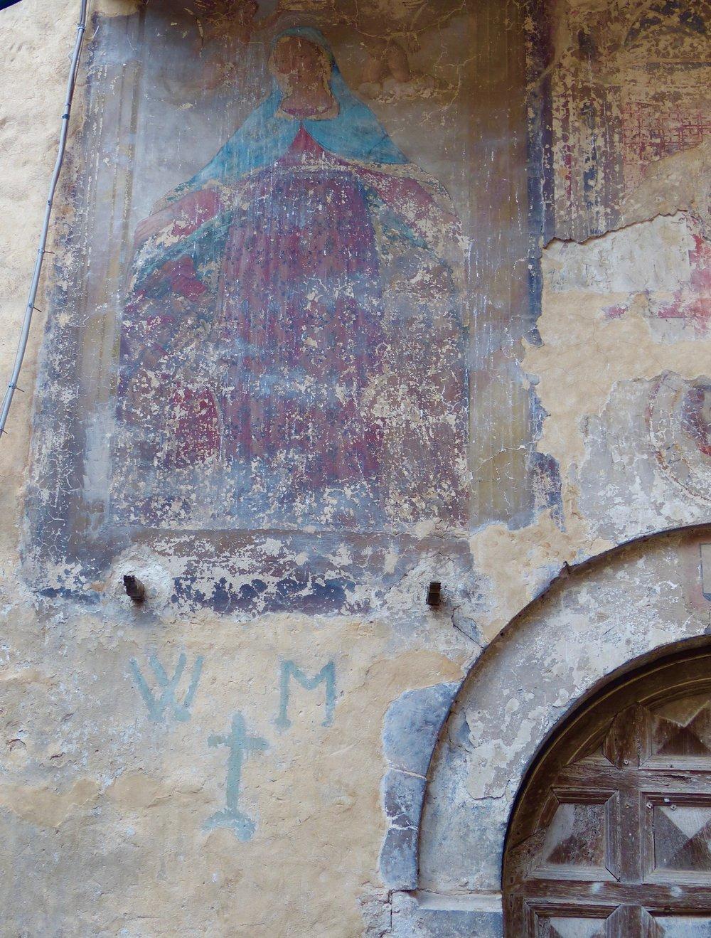 Door in Spello
