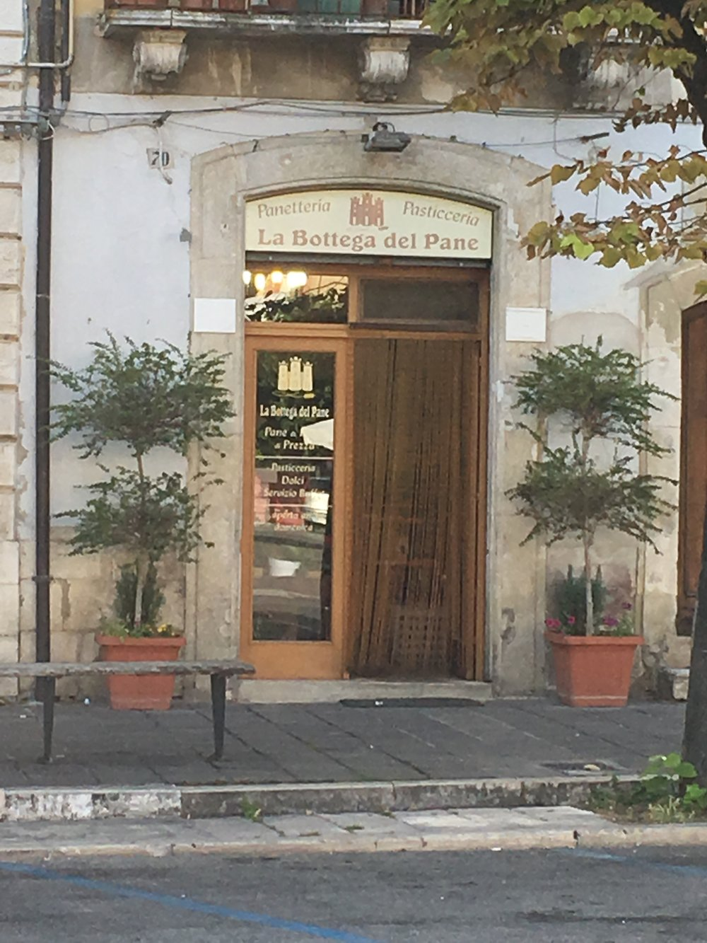 Bakery piu fresca in Sulmona