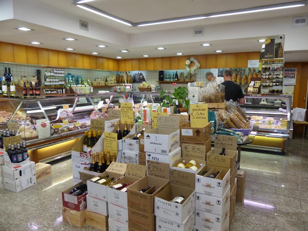Alimentari in Sulmona
