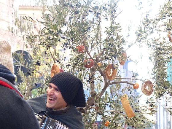 Celebrating olive oil in Spello at L'Oro di Spello in Umbria