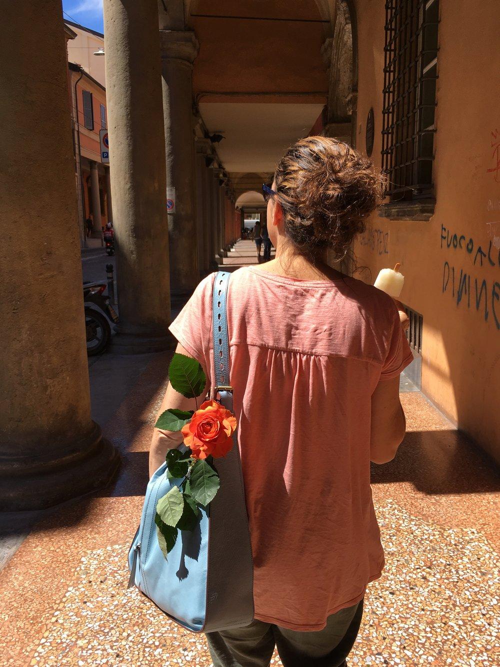 Bologna Rose, in Bologna Italy