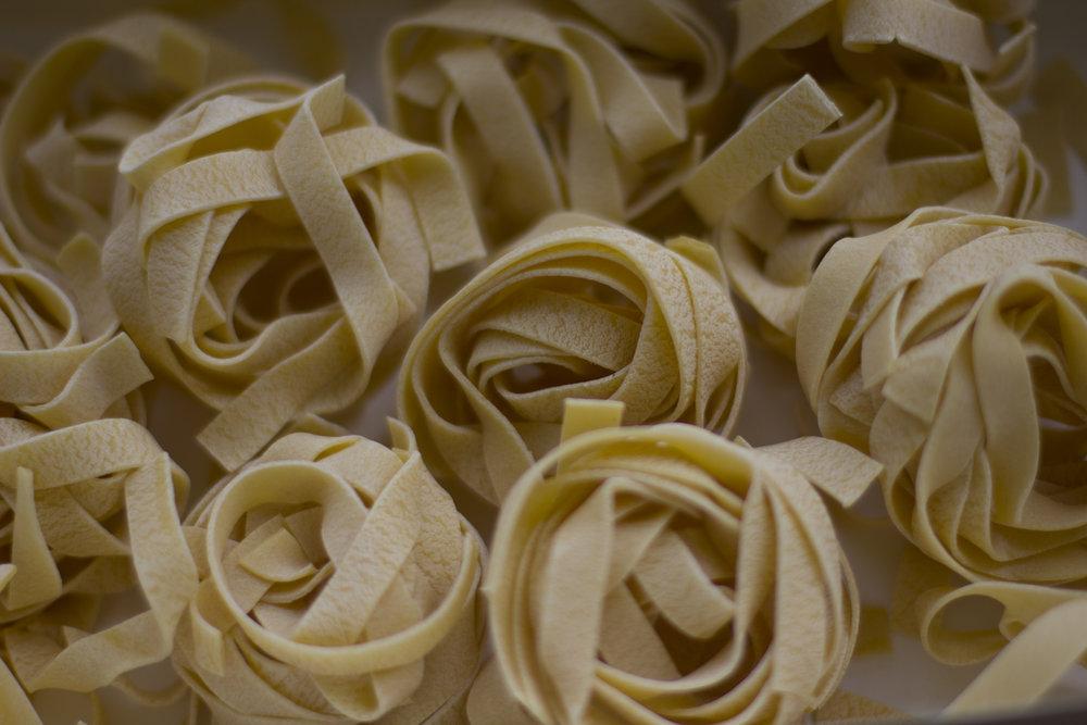 pasta for ragu