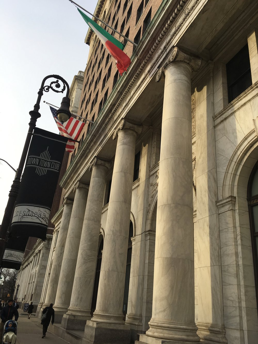 Italian consulate in Philadelphia