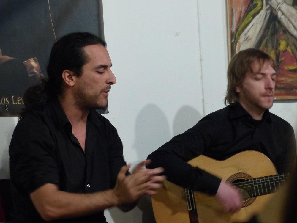 flamenco guitar seville