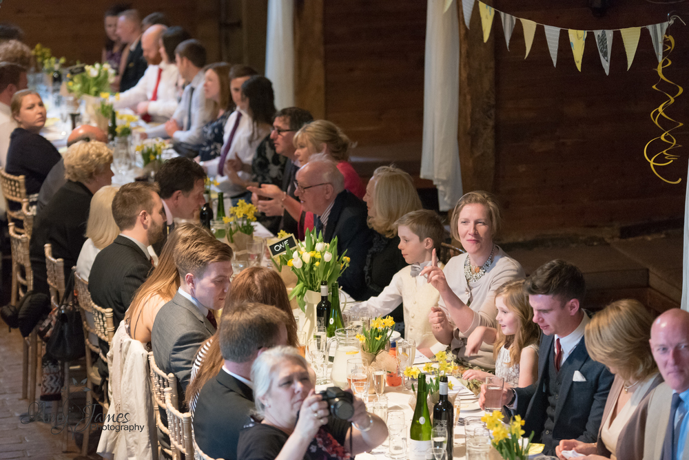 Lains barn wedding