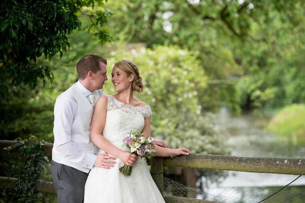 Hampshire wedding photographer / Mill House Hotel wedding
