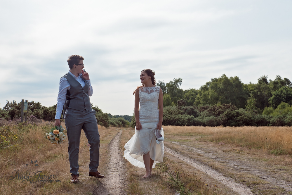 Hamphire Wedding Photographer / Fleet wedding photographer / Surrey wedding photographer