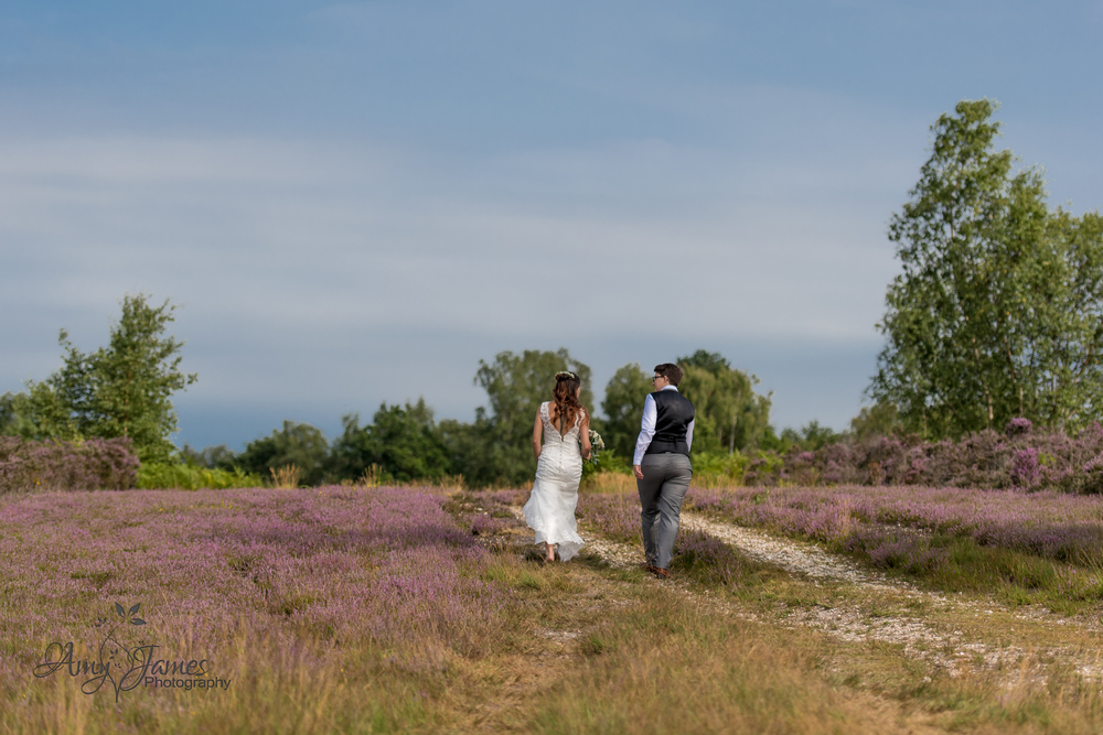 Fleet wedding photographer / Hampshire wedding photographer / The Ely wedding