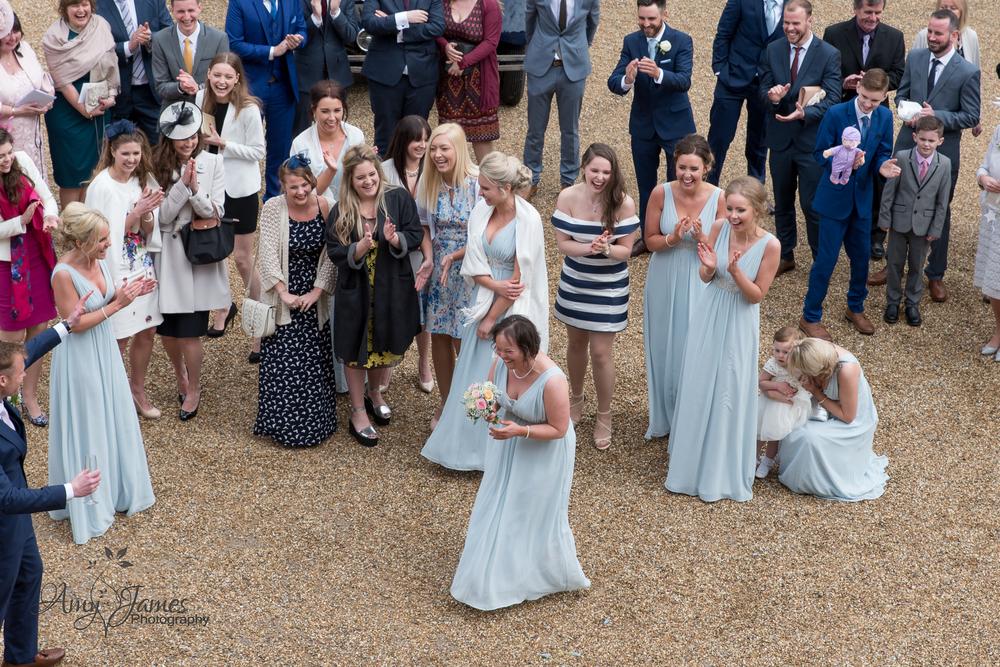Hamsnpshire wedding photographer // Fleet wedding photographer // Warbrook House wedding Photographer // Aldershot Garrison wedding