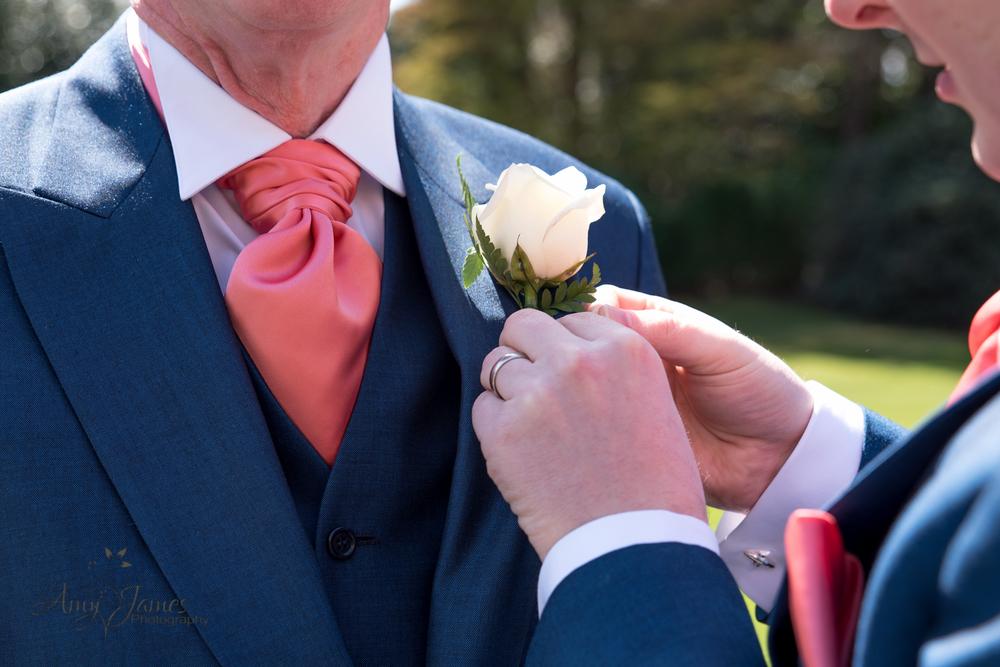Hampshire wedding photographer // FLeet wedding photographer // Frimley Hall Hotel wedding