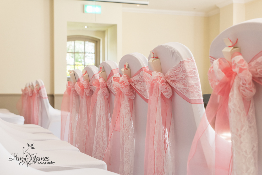 Frimley Hall Hotel Wedding