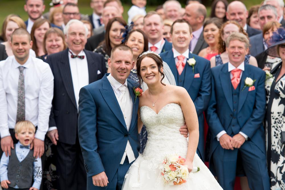 Frimley Hall Hotel Wedding // Hampshire wedding photographer // Fleet wedding photographer