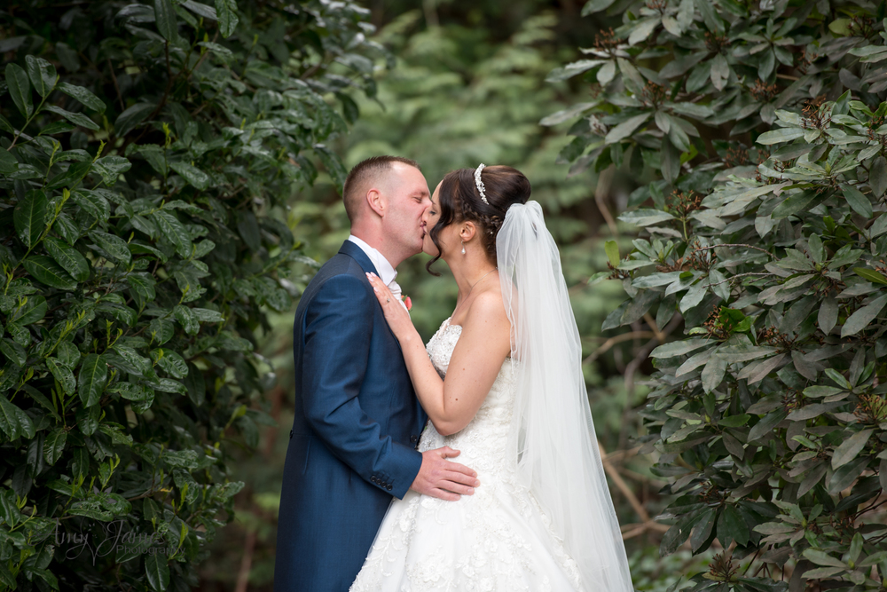 Hamphsire wedding photographer // Frimley Hall Hotel wedding
