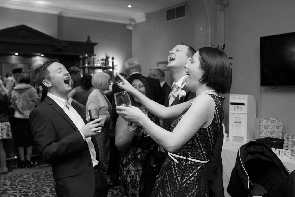 Frimley Hall Hotel wedding // Fleet wedding photographer // Hampshire wedding photographer