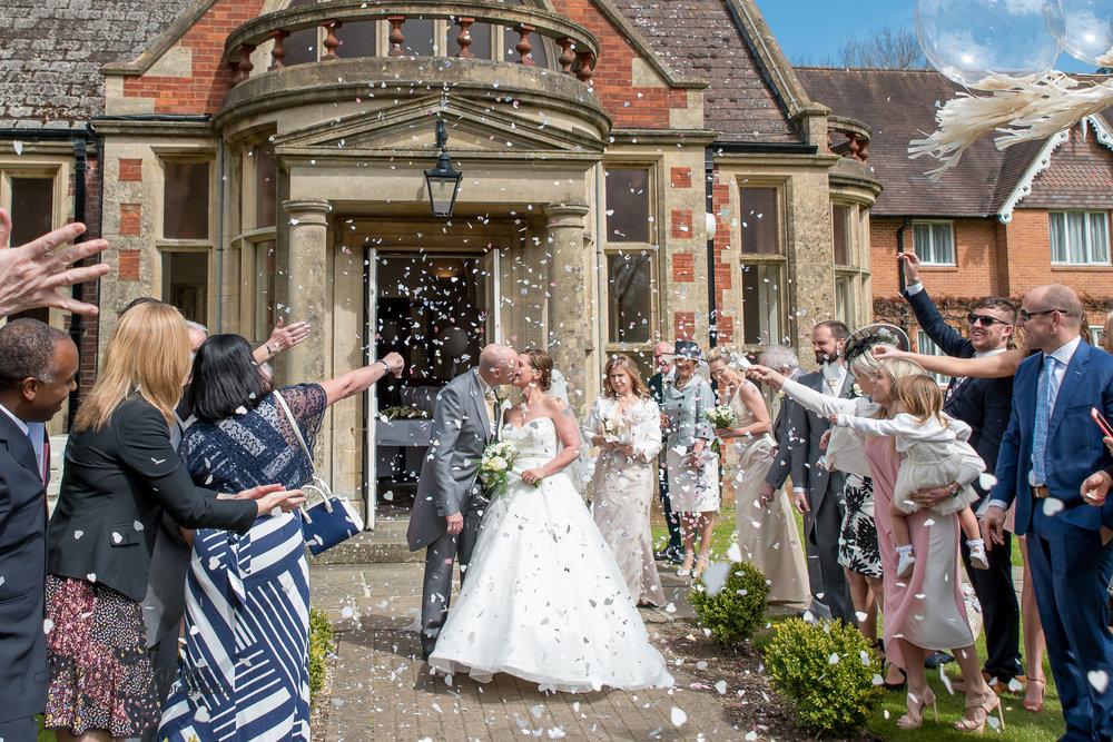Amy James Photography // Wedding Photographer Hampshire // Hampshire Wedding Venues // SUrrey Wedding Venues // Basingstoke Wedding // Audleys Wood Hotel Wedding