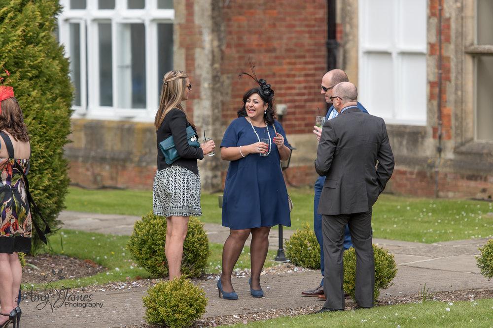 Amy James Photography / Hampshire Wedding photographer / Audleys Wood Hotel Wedding
