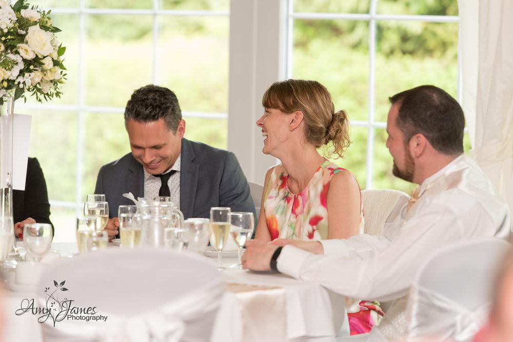 Amy James photography / Audleys Wood Hotel Wedding