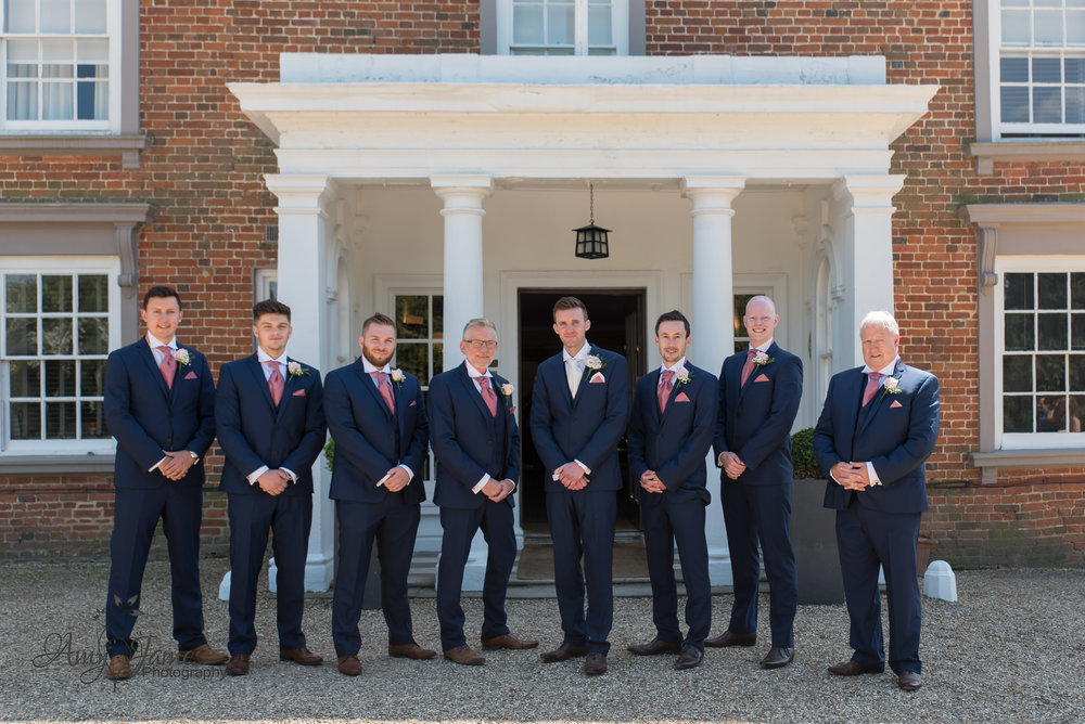 Hampshire wedding photographe | HIghfield Park Wedding Photographer | Highfield Park Wedding venue | Amy James Photography