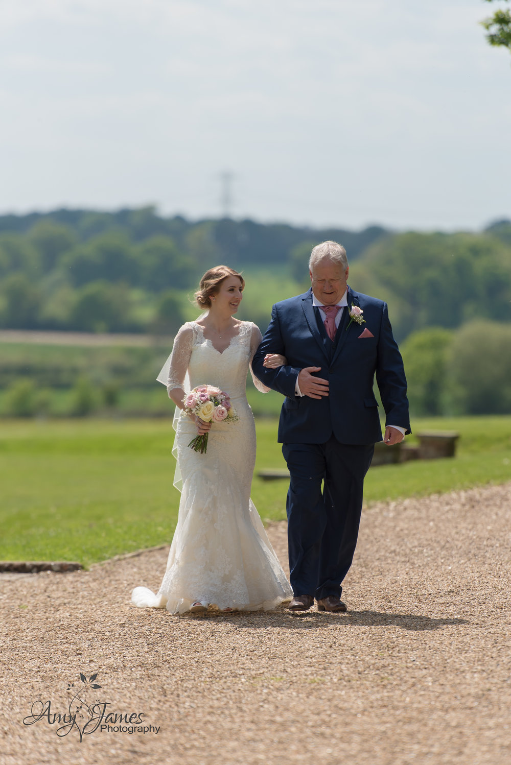 Hampsire Wedding Photographer | Fleet Wedding Photographer | Highfield Park Wedding Venue | Highfield Park Wedding Photographer | Amy James Photography