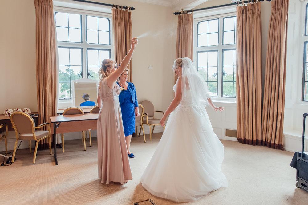 The Elvetham Wedding Venue Hampshire by Hampshire Wedding Photographer Amy James Photography