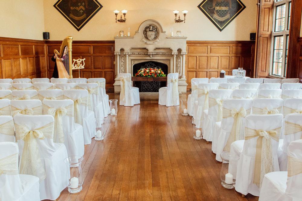 The Elvetham Wedding venue - Amy James Photography - Wedding Photographer Hampshire