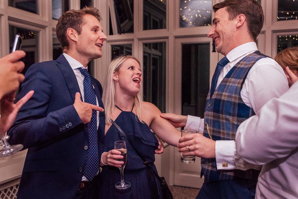 wedding band at the elvetham fleet Hampshire - Amy James photography - wedding photographer fleet Hampshire