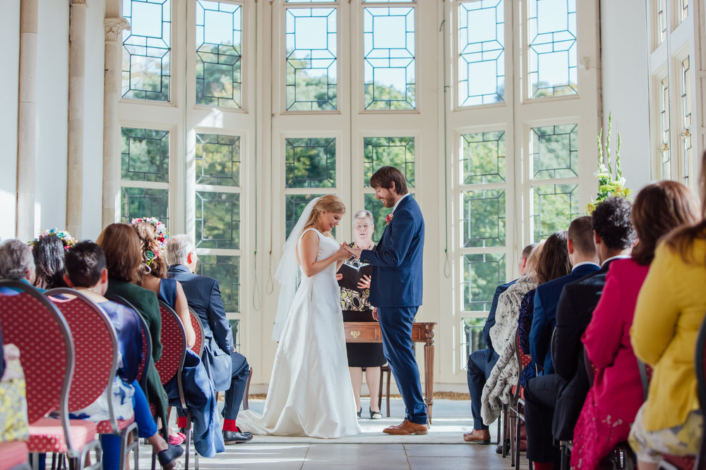 AMY JAMES PHOTOGRAPHY - Documentary wedding photographer Hampshire Dorset - Highcliffe Castle Wedding - New Forest Wedding-111.jpg