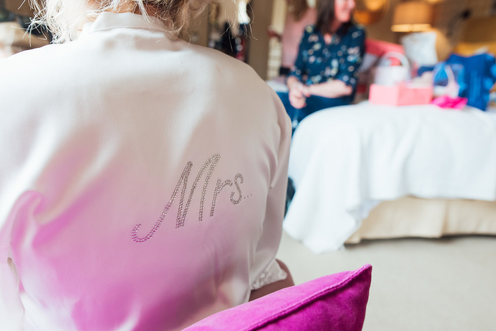 bride in Mrs rye at The George in Rye East Sussex Wedding Venue - Amy James Photography documentary wedding photographer for Hampshire surrey and dorset