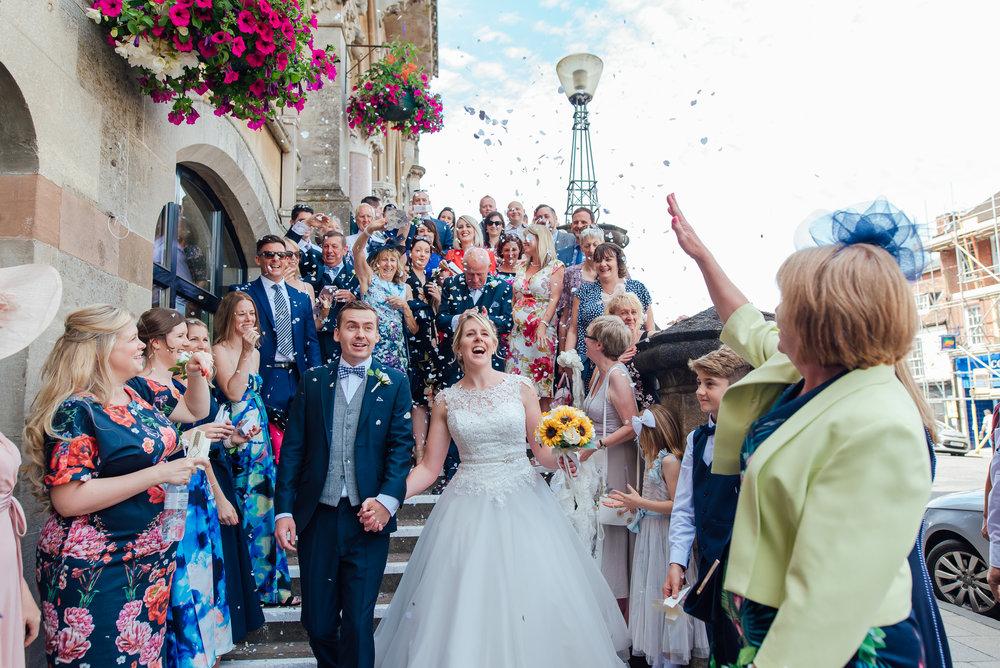Hampshire-wedding-photographer / Amy-james-photography / Surrey-wedding-photographer / Fleet-wedding-photographer / Winchester-Wedding / Winchester-wedding-photographer / documentary-wedding-photographer-hampshire-surrey-berkshire / confetti-photo / winchester-wedding-photographer