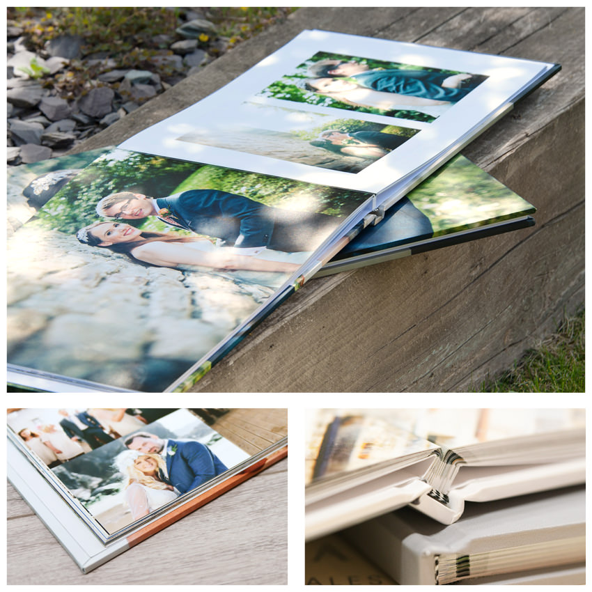 Photo Book - Lay Flat, Printed Paper