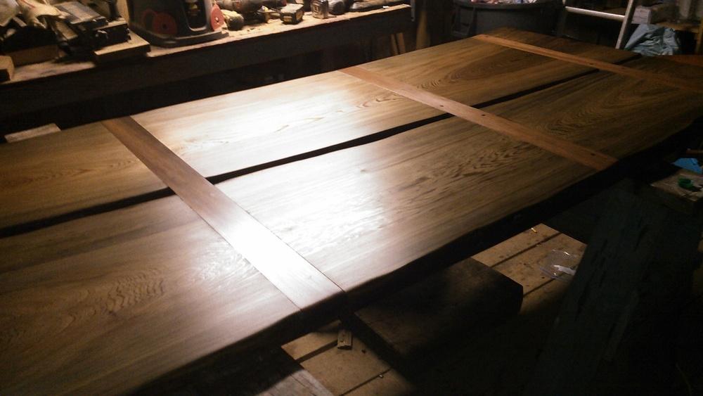 Charming Sinker Cypress Table/Desk